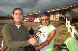 Entrevista à News 5